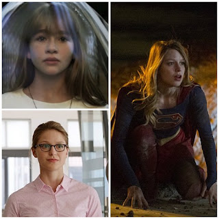 melissa benoist supergirl kara danvers disguise costume poster wallpaper image picture screensaver