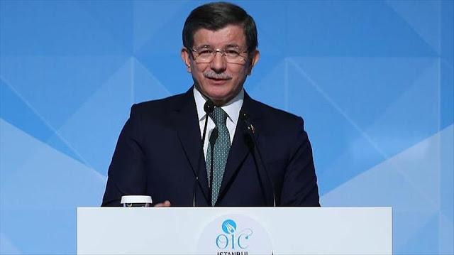 Ahmet Davutoglu perdana mentri turki