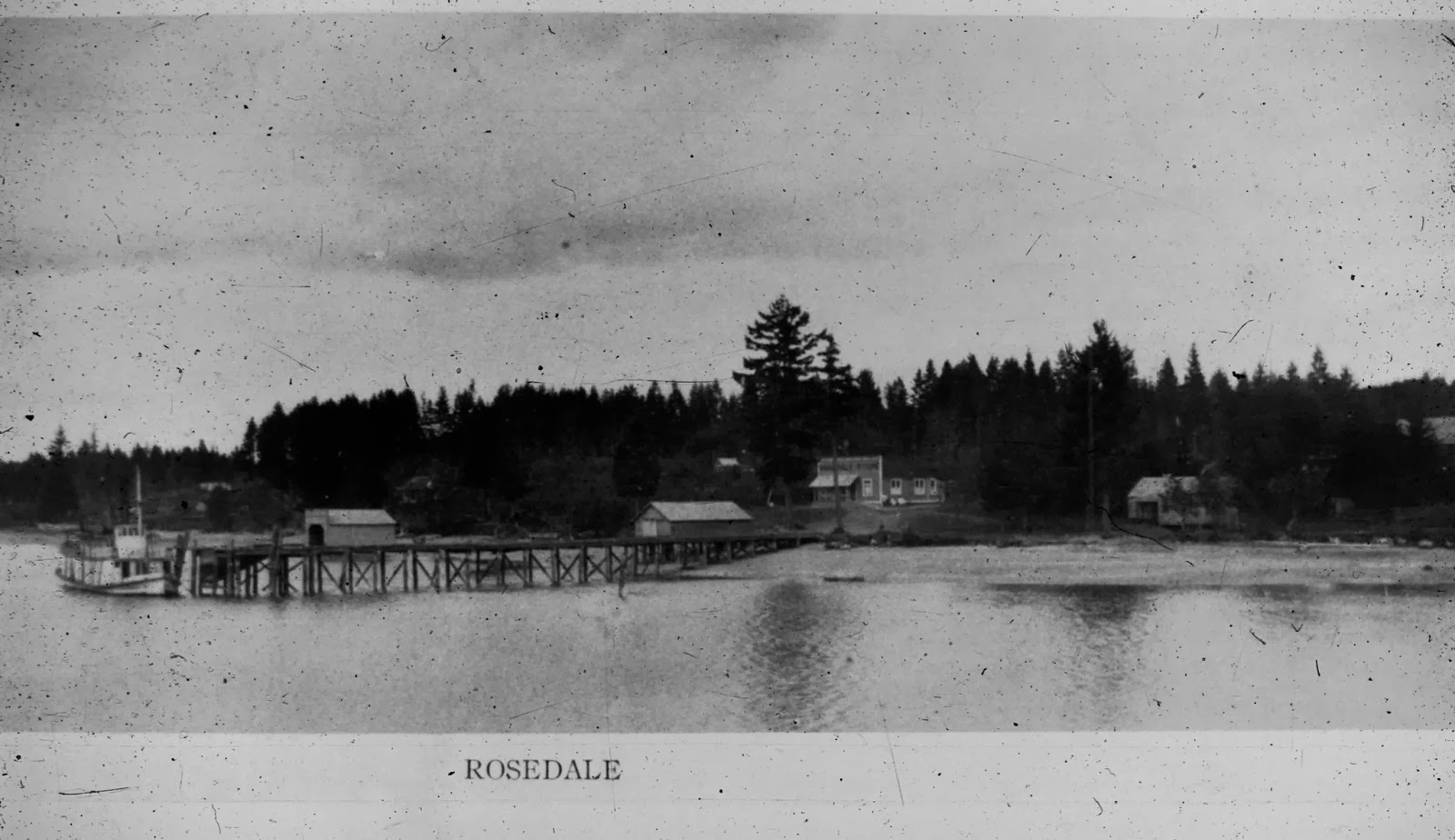 Harbor History Museum Blog: Early Days at Rosedale as read ...
