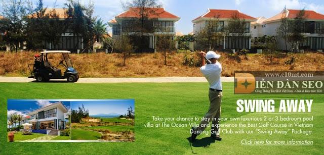 Dự án Đà Nẵng Golf Club của chủ đầu tư VinaCapital