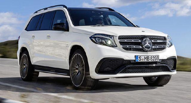 Mercedes Sprinter Redesign >> Mercedes Benz Gl Redesign | Autos Post