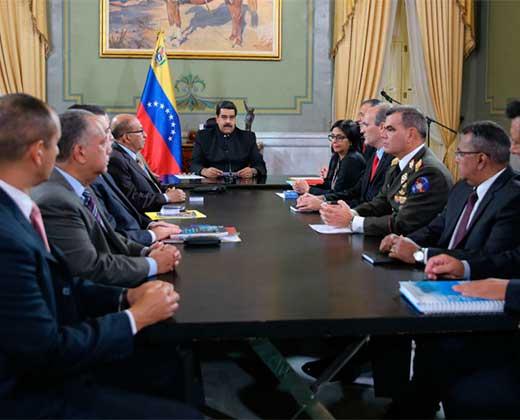 """¡TODO UN CIRCO! ¿El Consejo de defensa está facultado para resolver el """"impasse"""" entre Fiscalía y TSJ?"""