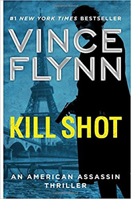 Kill Shot by Vince Flynn (Book cover)