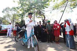 Ridwan Kamil dan HUT RI Jabar 2016