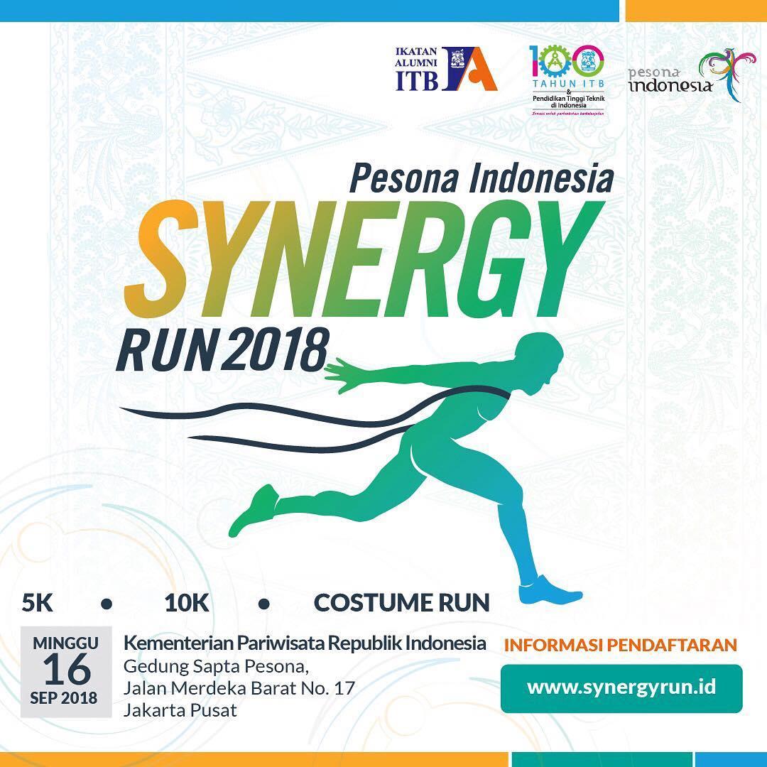 Synergy Run • 2018
