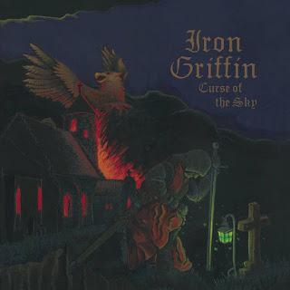 """Το τραγούδι των Iron Griffin """"Lost Legion"""" από το album """"Curse of the Sky"""""""