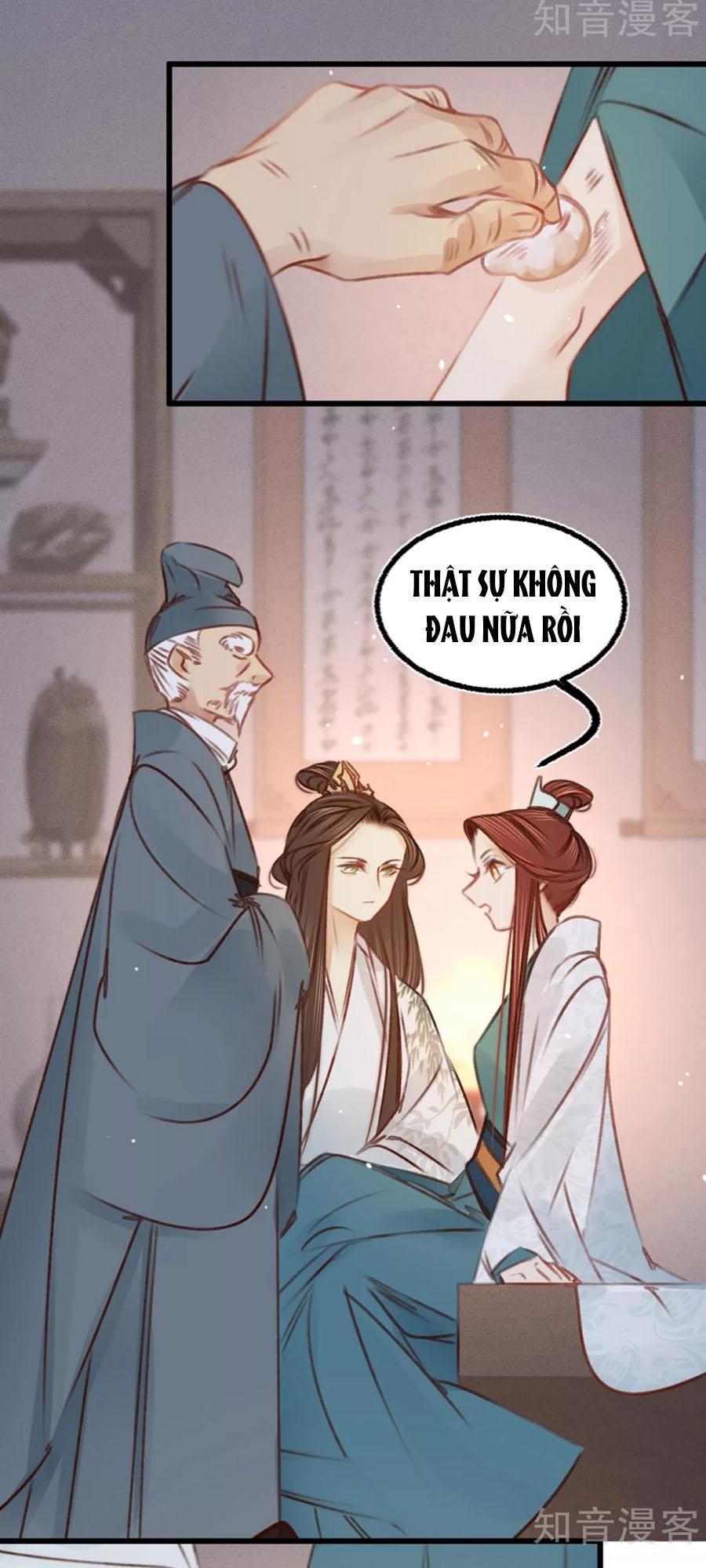 Phượng Hoàn Triều: Vương Gia Yêu Nghiệt Xin Tránh Đường chap 35 - Trang 22