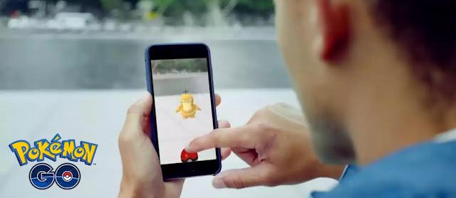 Bermain Pokemon Go Bisa Berdampak Bagi Kesehatan