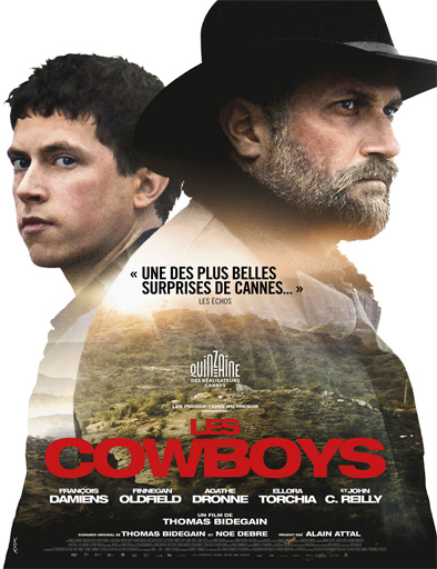 Ver Mi hija, mi hermana (Les cowboys) (2015) Online