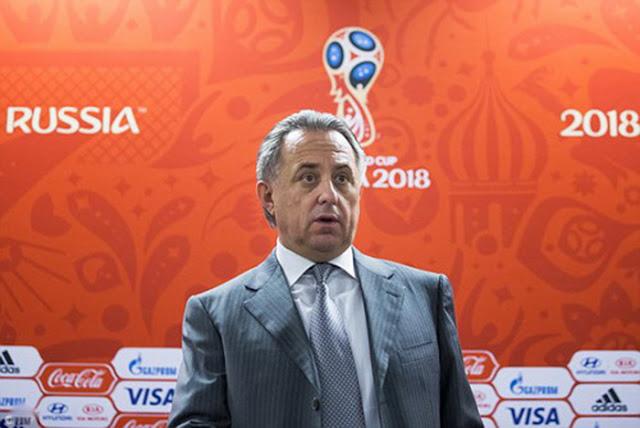 Làng bóng đá Nga náo loạn trước thềm World Cup 2018 2