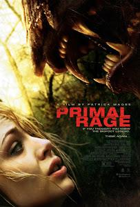 Primal Rage Poster