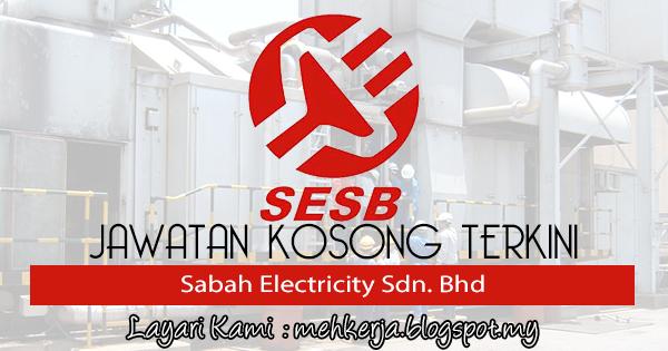 Jawatan Kosong Terkini 2017 di Sabah Electricity Sdn. Bhd