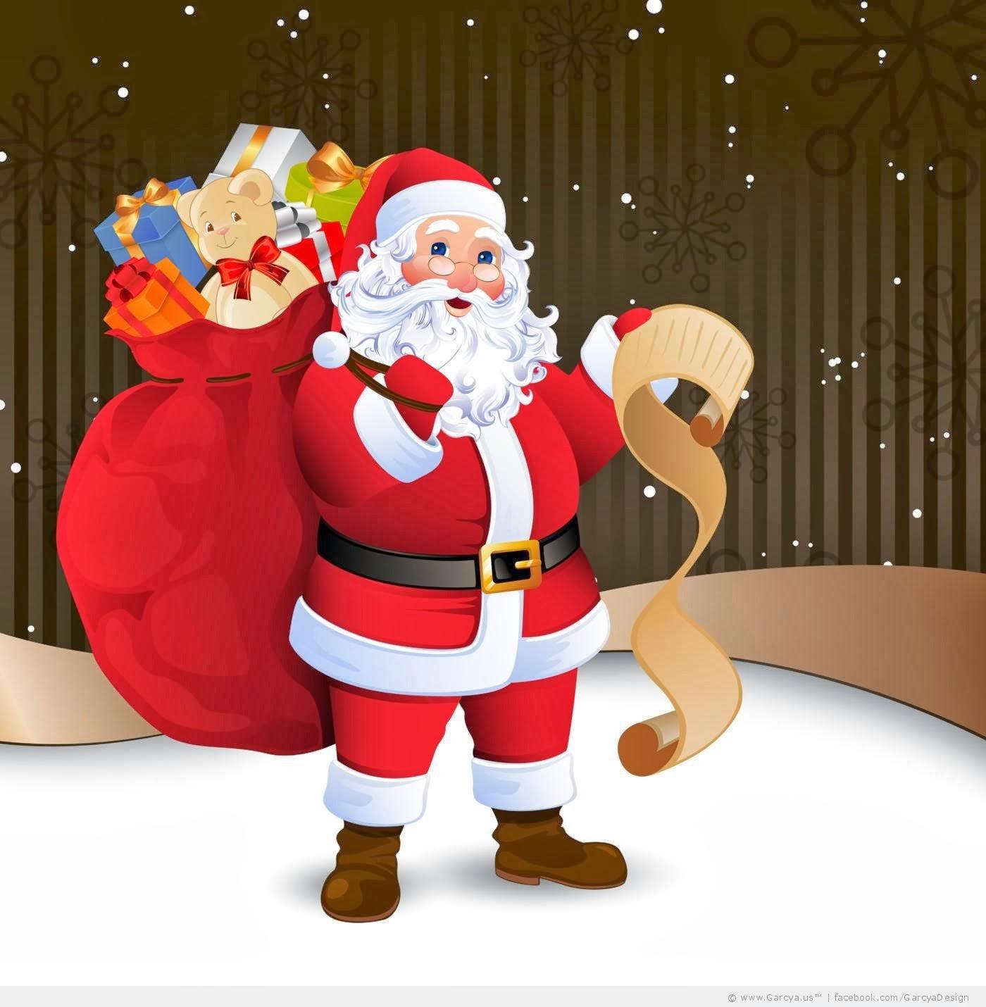 Imagenes De Papa Noel De Navidad.Imagenes De Papa Noel De Navidad