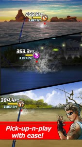 Game Ace Fishing Wild Catch Mod Apk