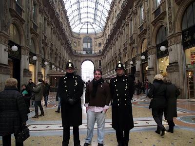 es seguro Milán?