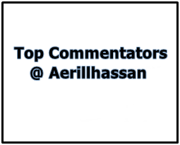 Top Commentators August 2018