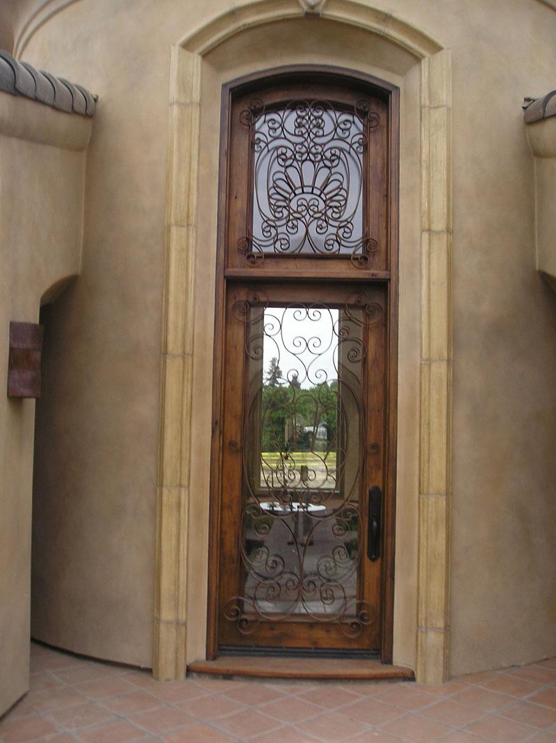 Iron Doors Wroughtironcontractors Com