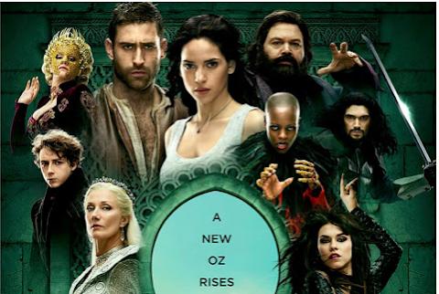 """Emerald City: Nuevo póster de una """"serie sobrenatural"""" inspirada en un Mágico libro"""