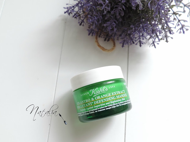 Cilantro-&-Orange-Extract-Pollutant-Defending-Masque-Kiehl's