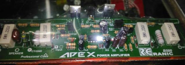 Kit Apex B500