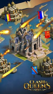 Clash of Queens Apk New