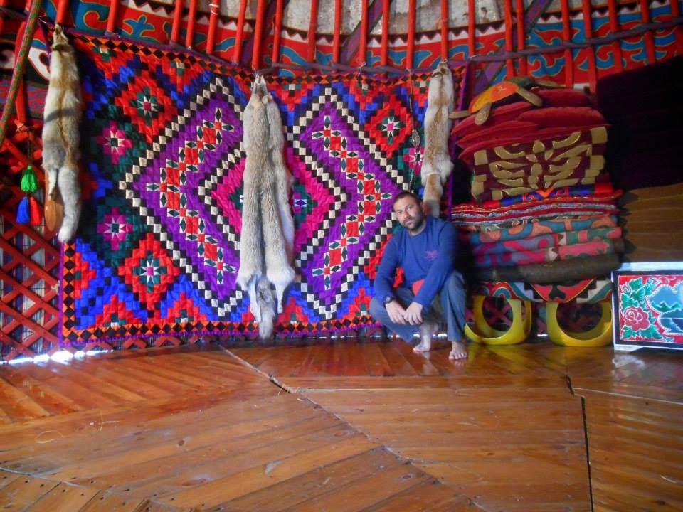 diario di viaggio kazakistan kyrgyzstan