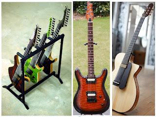 интересные гитары