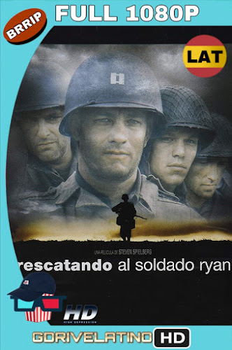 Rescatando al Soldado Ryan (1998) BRRip 1080p LAT-CAS-ING MKV