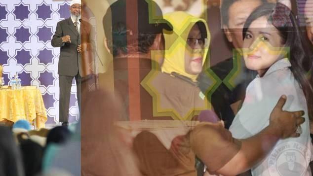 Di Negeri Penduduk Muslim Terbesar Ini, Pengadilan Jessica & Gosip Artis Lebih Berharga dari Ceramah Zakir Naik