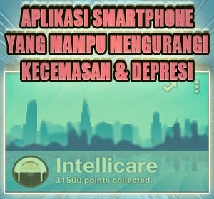Aplikasi Smartphone yang Mampu Mengurangi Kecemasan dan Depresi