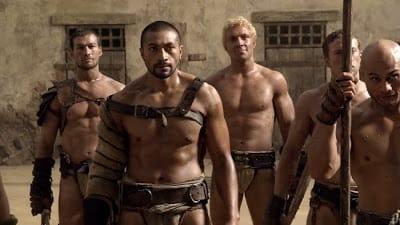 Spartacus (Sangre y Arena) - Capitulo 03 - Temporada 1 - Español Latino