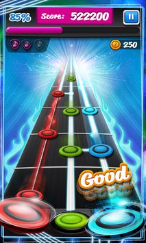 Rock Hero MOD APK v1.3 for Android HACK Full Unlocked Terbaru 2018