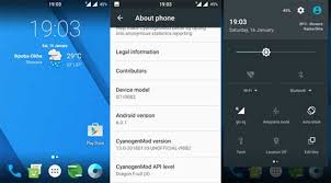 Update ROM CM 13 Google Seed Andromax A 1