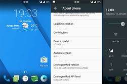 Update ROM CM 13 Google Seed Andromax A