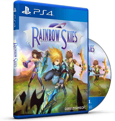 Rainbow Skies Game Cover Ps4