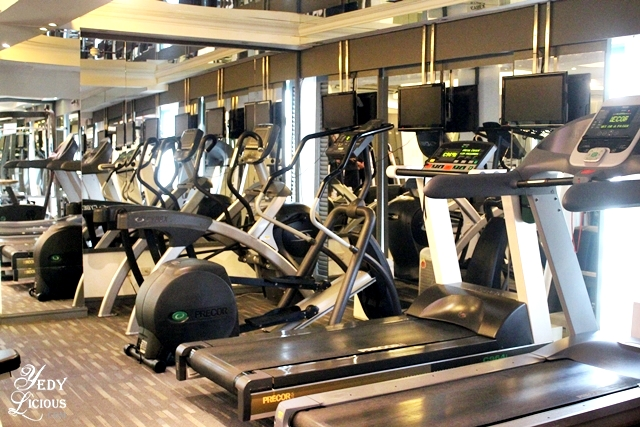 Fitness Edge Gym of Vivere Hotel