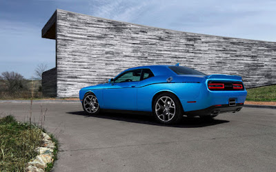 challenger blue car - challenger vehicles