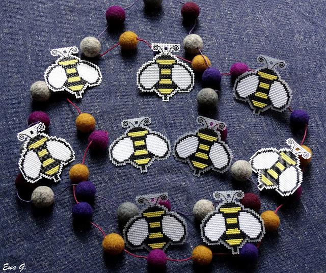 Ach, bo pszczółką fajnie być