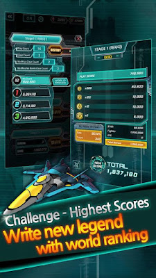 Dodonpachi Unlimited v1.1.0.57a Mod Apk Android Free
