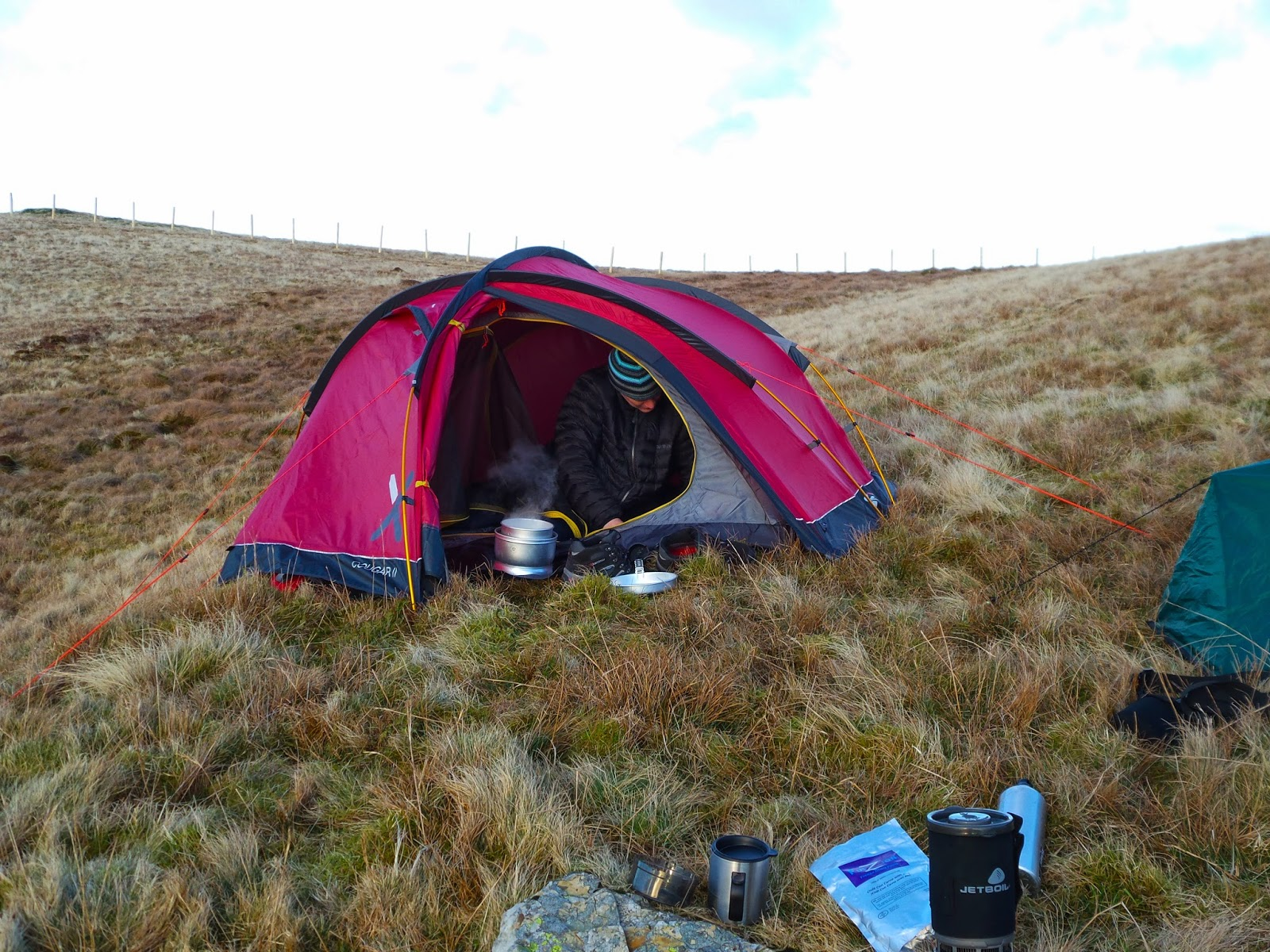 The Cougar 2 has a large porch and roomy interior  sc 1 st  CragScramblers Wanderings & CragScramblers Wanderings: Gavel fell wild camp