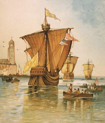 the significant contributions of christopher columbus Learn christopher columbus facts in this brief biography and timeline of his life story columbus is known for sailing to the new world in 1492.