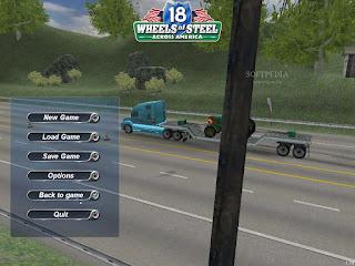 18 Wheel Of Steel Across America PC Download