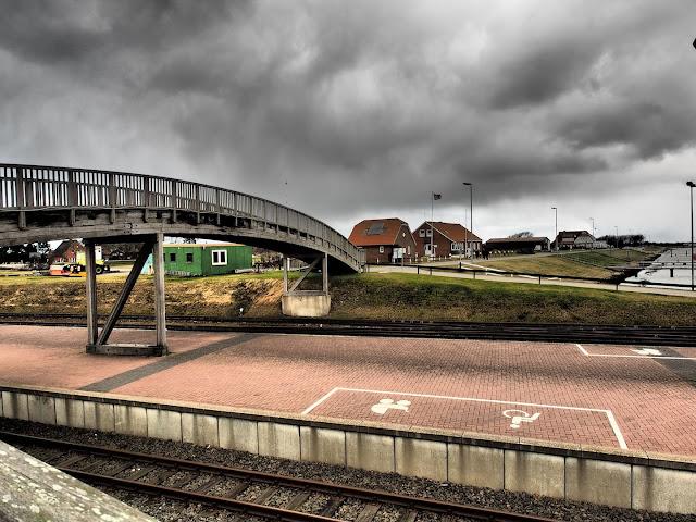 Langeoog, Hafen, Nordsee, Watt