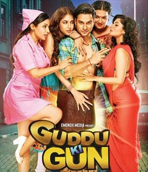 Guddu Ki Gun 2015 Hindi DVDScr 400mb