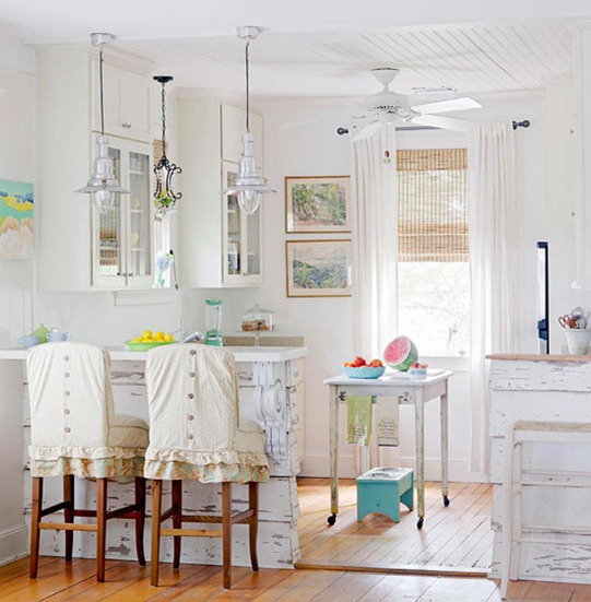 Kitchen Art Kr: Apple Pie And Shabby Style: Small Is Great