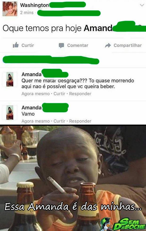 ELA VIVE PRA CACHAÇA