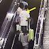 Wanita tampar lelaki pegang punggungnya & heret ke balai polis