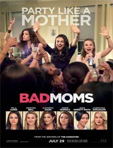 Ver El club de las Madres Rebeldes (Bad Moms) (2016)