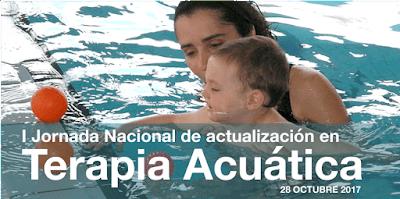 Jornada de Actualización en Terapia Acuática