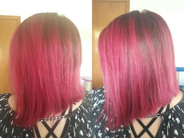 Linha Eu sou + Liso G. Hair Resultado